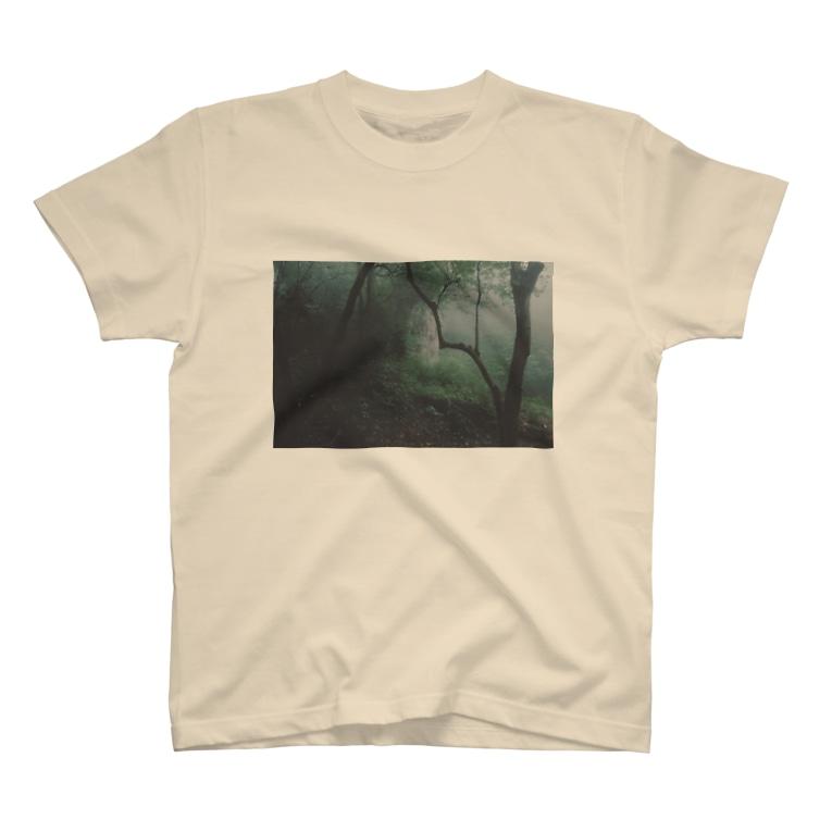 yamamizunoのyakushima T-shirts