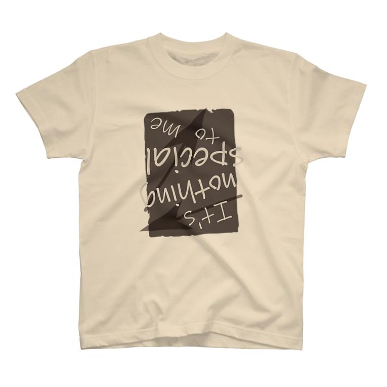 to¨llcu¨nnの好きでも嫌いでもない T-shirts