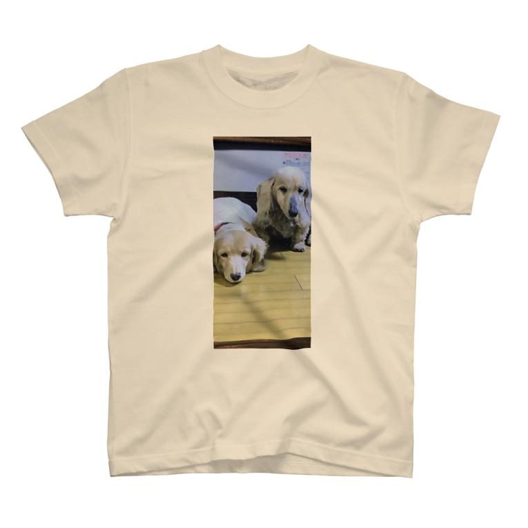 とーくんショップのチョコ&ココ T-shirts