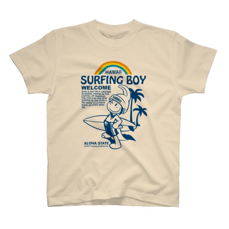 Surfing Boy ShopのSurfing Boy Tシャツ T-shirts