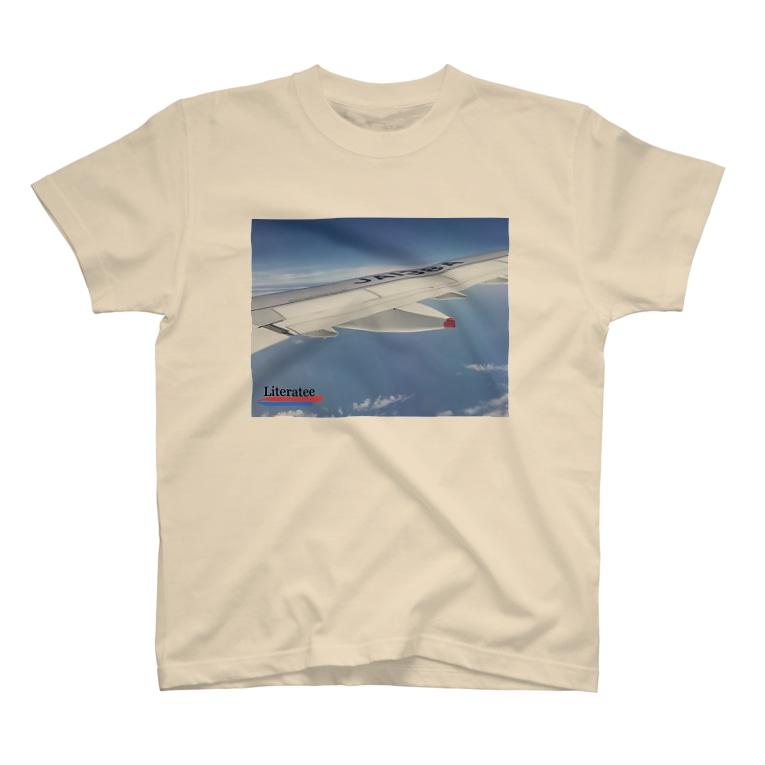 Literateeの機上 T-shirts