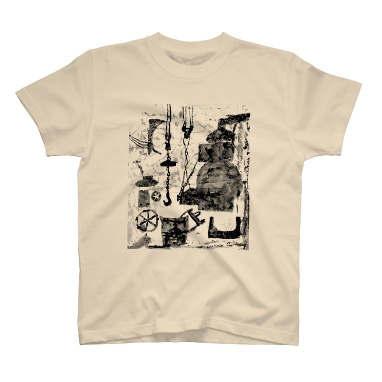fumika no mise 井上文香のimono T-Shirt