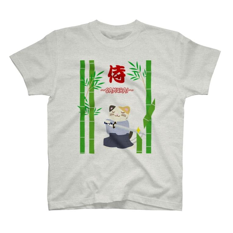 nyanya_sanの修行中 T-shirts
