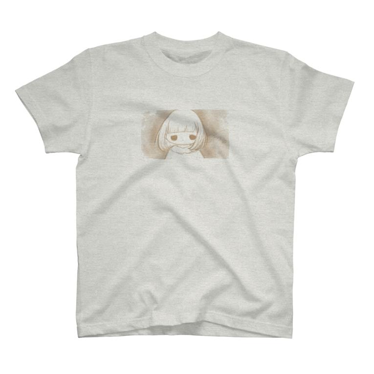 ようなぴしょっぴんぐまーとのねむれない T-shirts