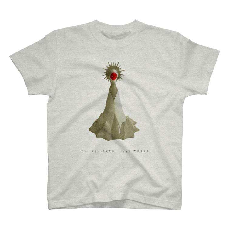 Ishibashi YUIのLight the World T-shirts