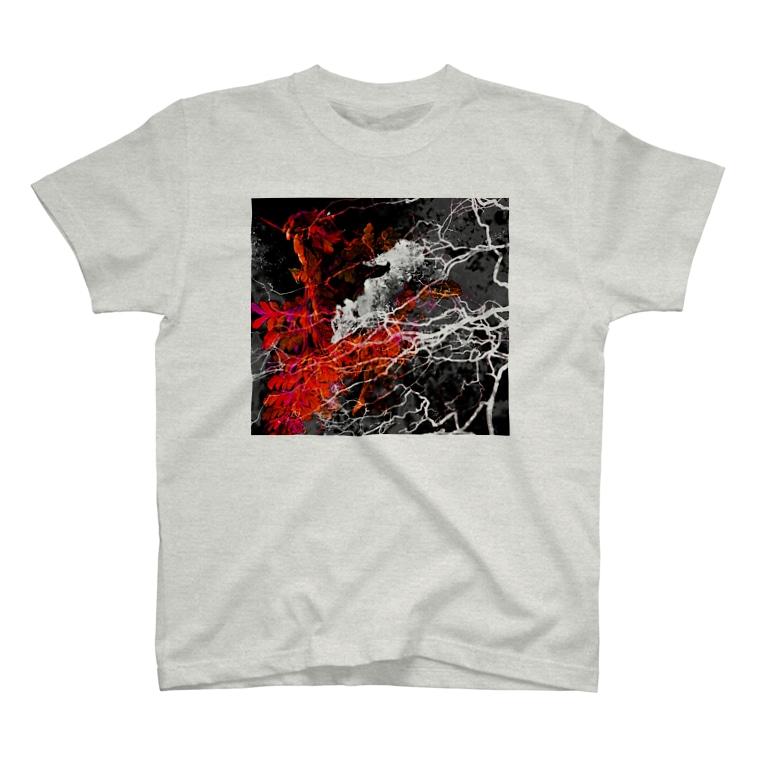 suparnaの地球ノオト T-shirts