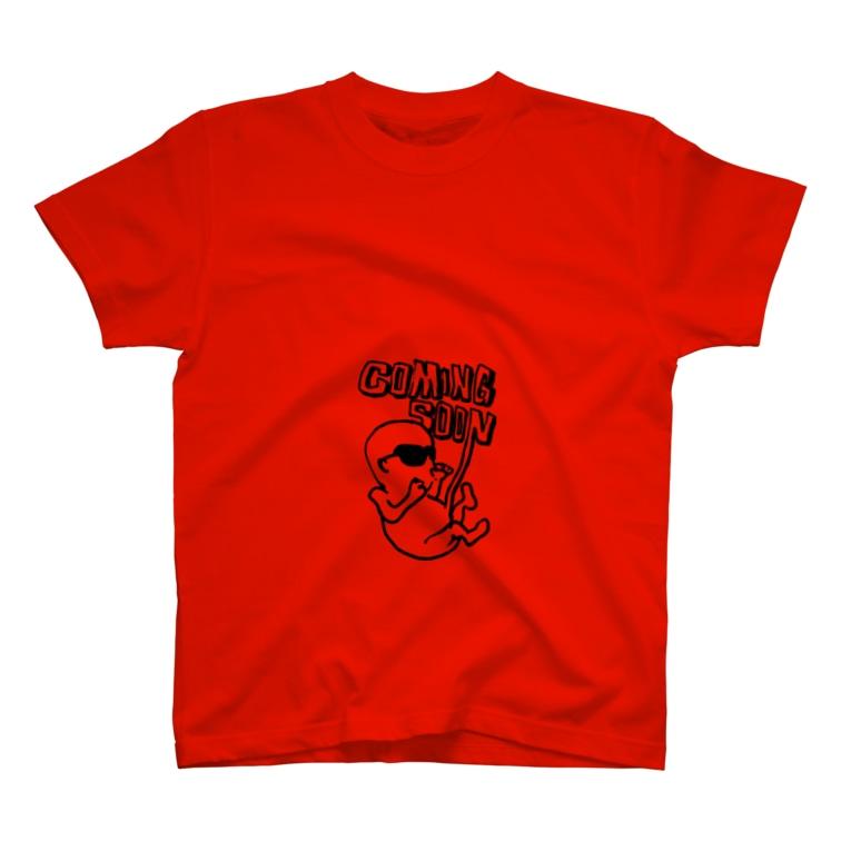 Bush615のCOMING SOON T-shirts