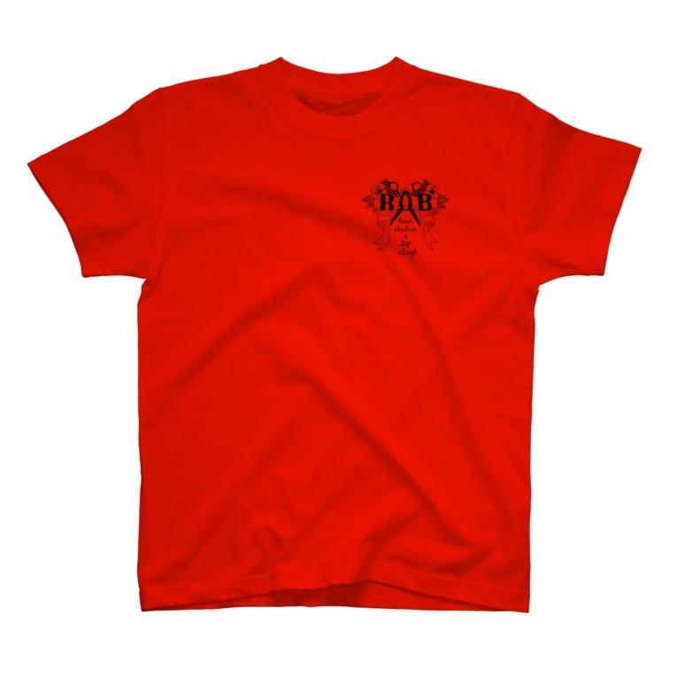 RnTaTTooのりょうくん T-shirts