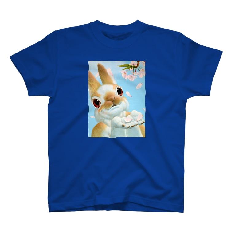 パラノイアの月の旅人 T-shirts