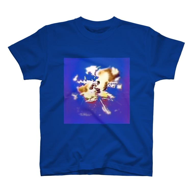 ヤマダノブヲのスケボーT T-shirts