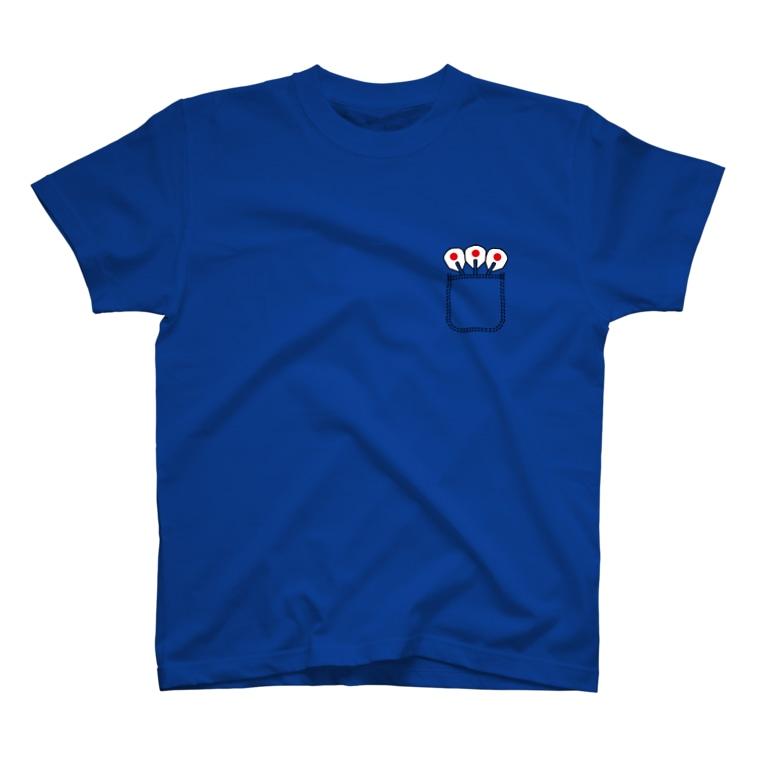 Japaneseguytv Online StoreのJapan Darts T-Shirt T-Shirt