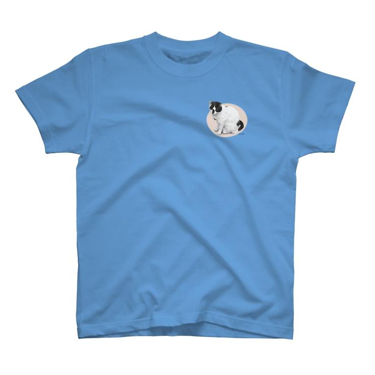 kinako-japanの河原のスージー T-shirts
