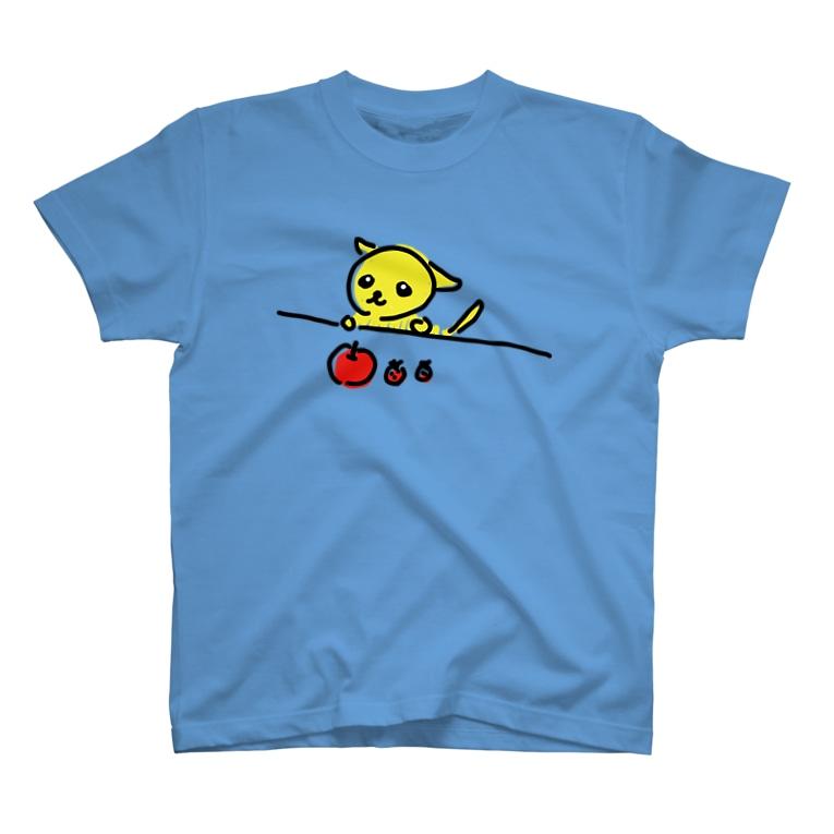 akane_artのフルーツチワワ T-shirts