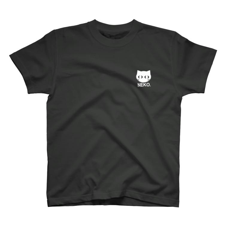 Ryのしろねこ T-shirts