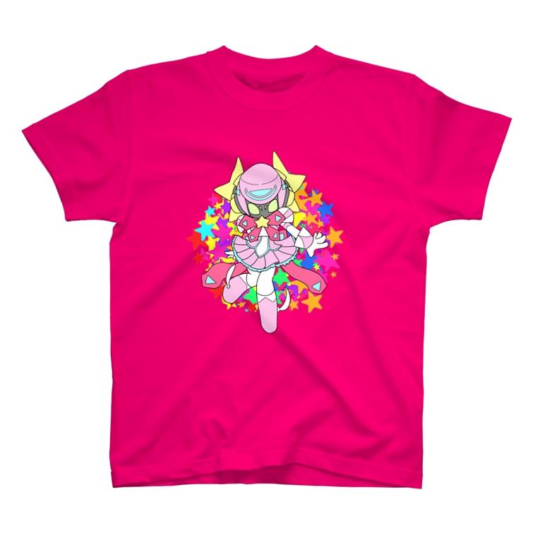 キラパレルのキラメイカーライト T-shirts