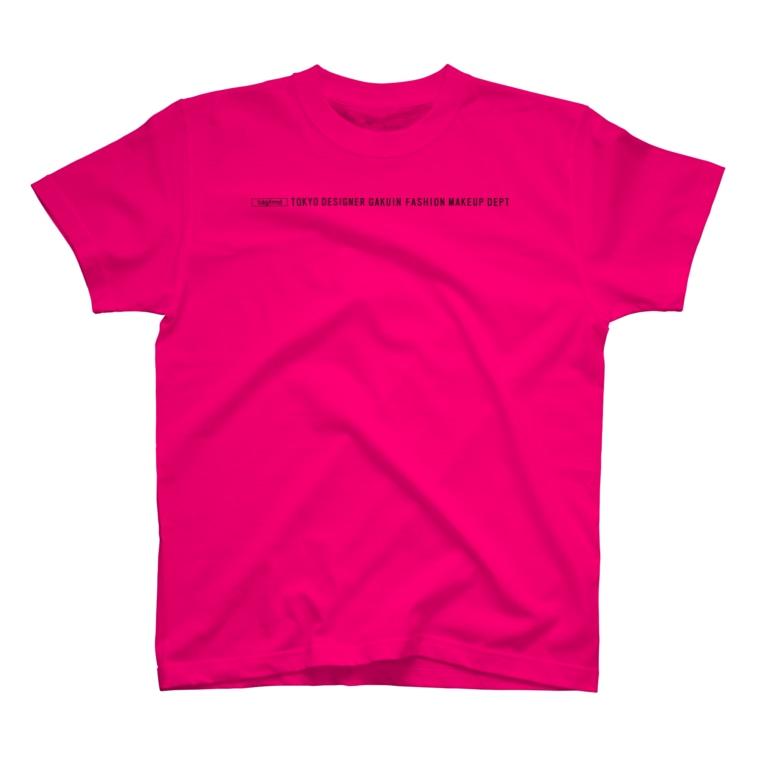 TDGFMDのTDGFMD-LOGO T-shirts