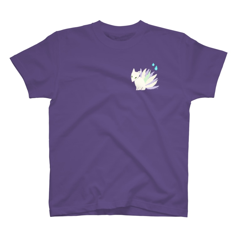 おばけ商店のおばけTシャツ<九尾の狐> T-Shirt