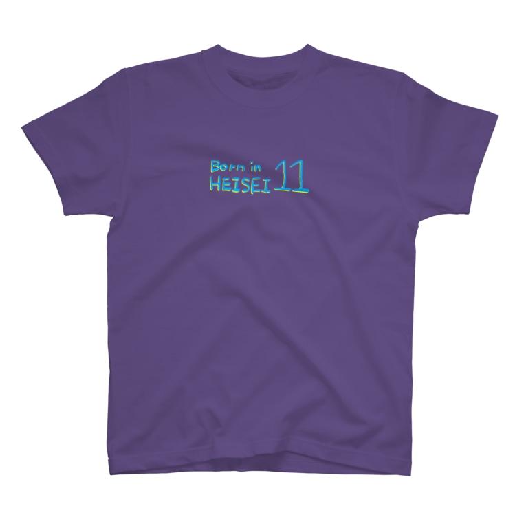 shoegazerの自分用 T-shirts