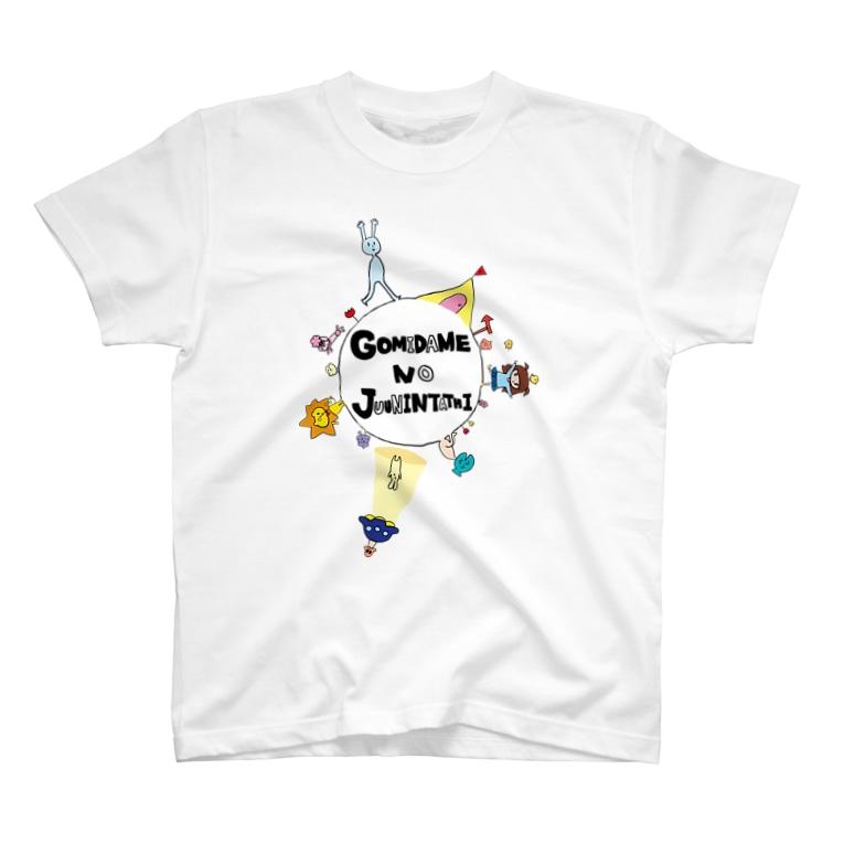 o Tシャツ