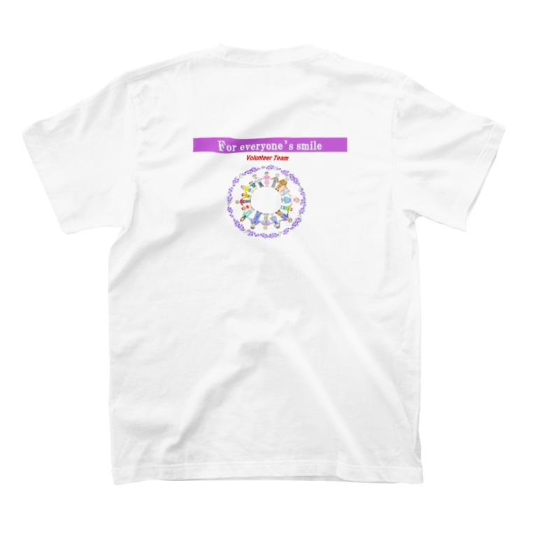 さだはる416のFor everyone's smile T-shirts