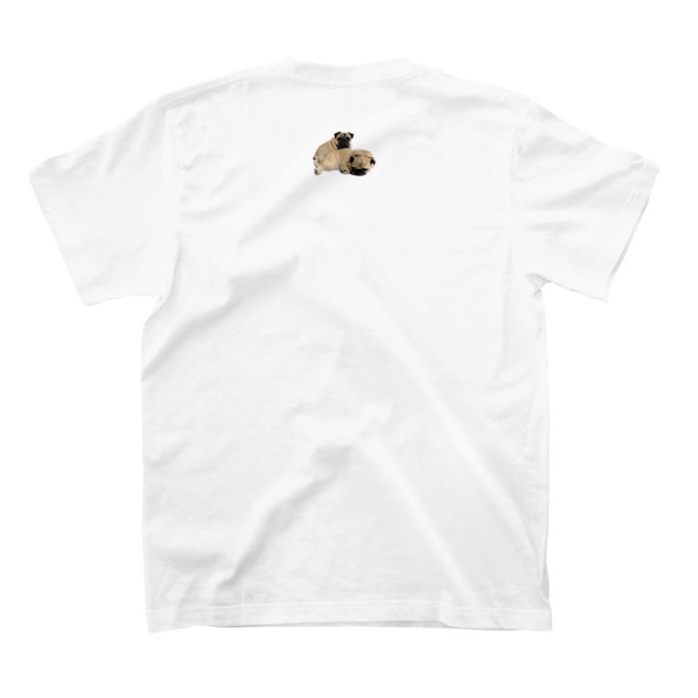 えりおりのパグ T-shirts