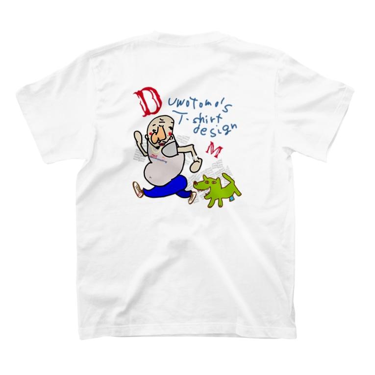 uwotomoのdaddy-man  T-shirts