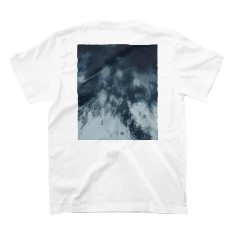 umibeのbubble(white) T-Shirt