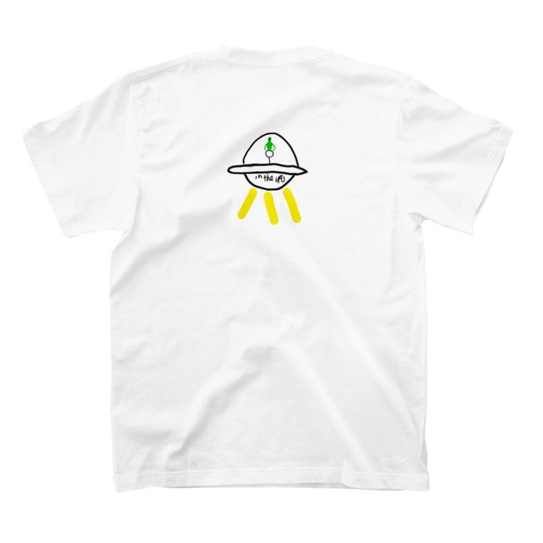 in_the_ufoのin_the_ufo T-Shirt