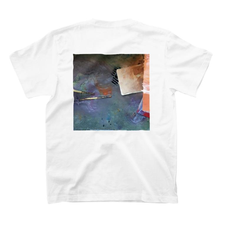 SeriのA sink in an art club T-shirts