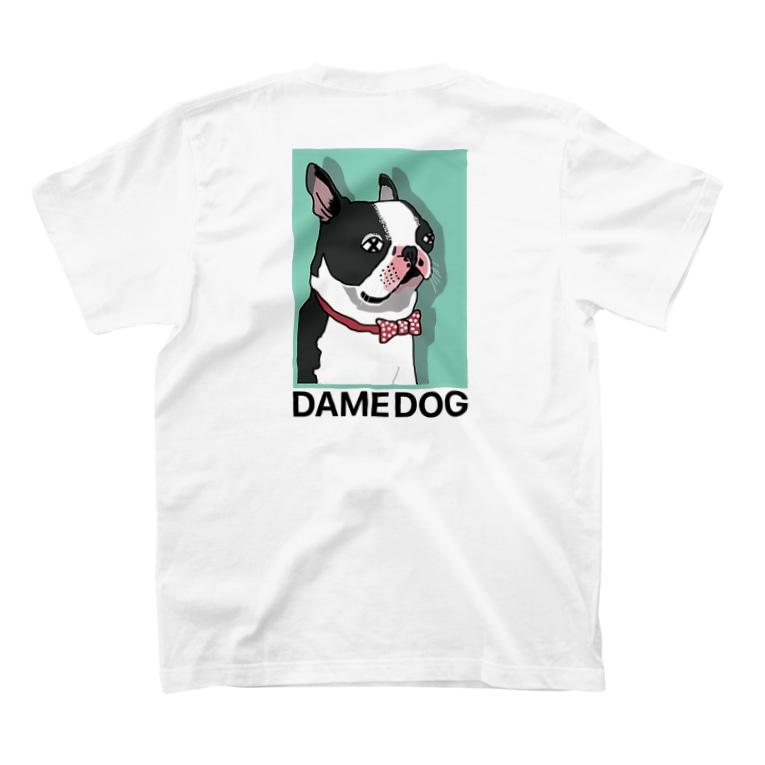 中村フー(ヘンダーソン )のDAME PET T-shirts
