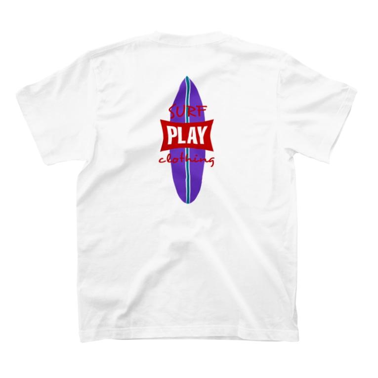 PLAY clothingのPLAY SURF R T-shirts