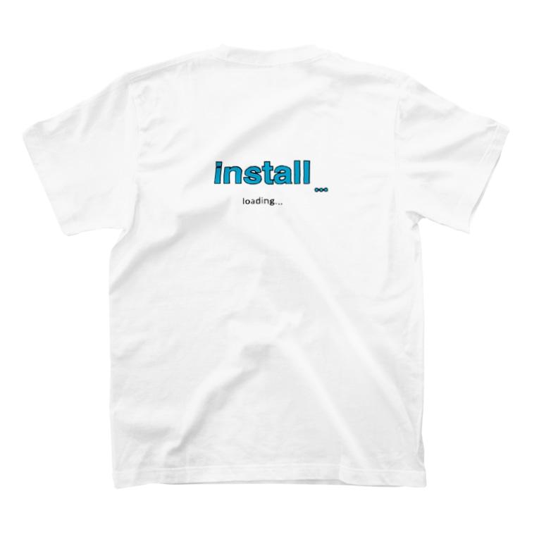 volcoのinstall T-shirts