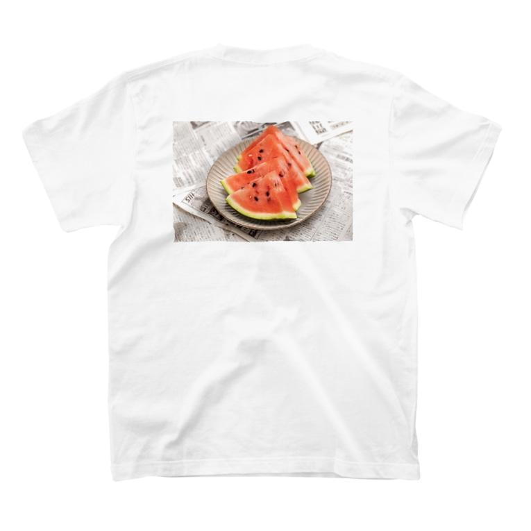 SPICE!のスイカ、切れたわよ〜T-shirt T-Shirt