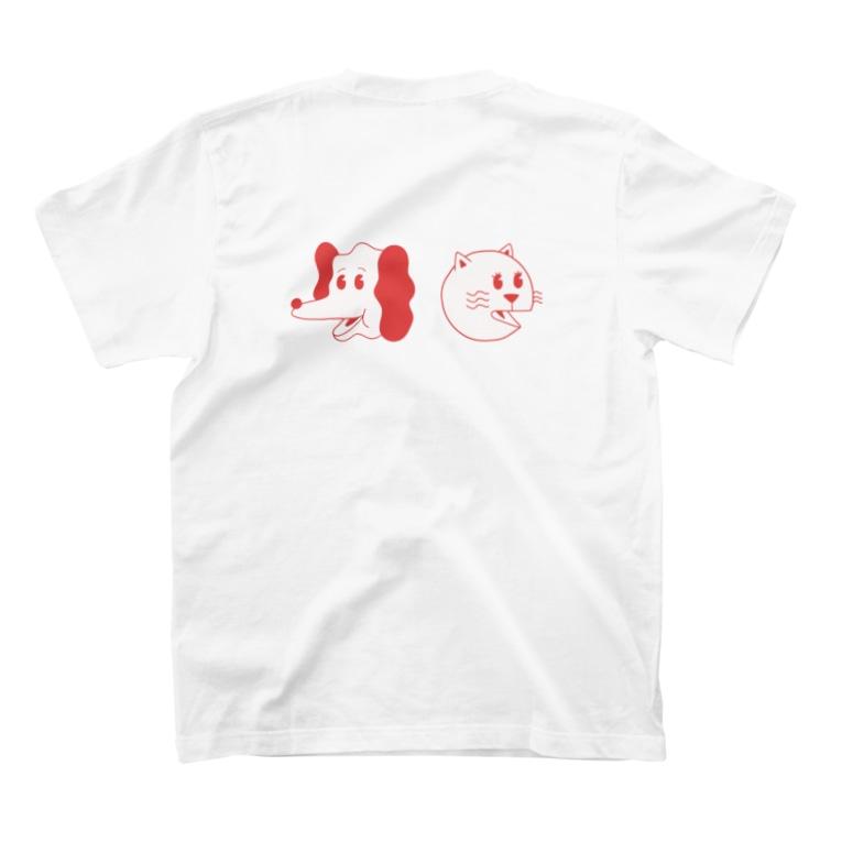uhei art works.のLIFE ALL VACATION CLUB T-shirts