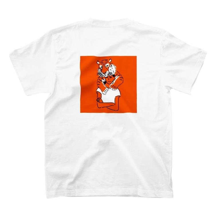 ナノハナイロ。のわたし×とら T-Shirt
