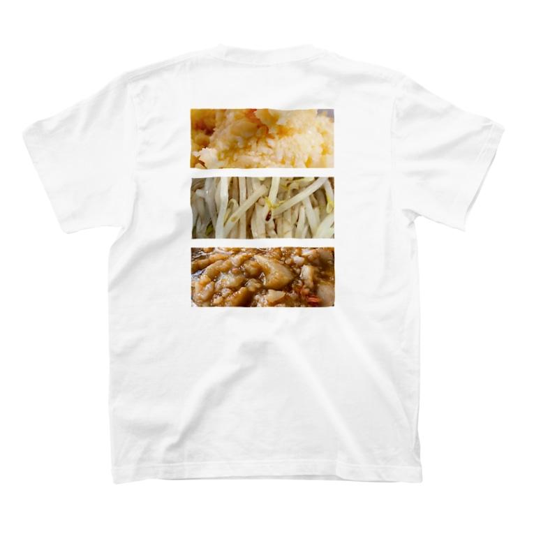 名もなきハムスターのニンニクヤサイアブラT T-shirts