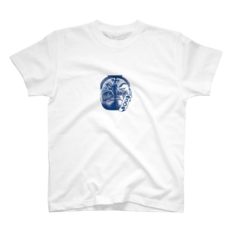 gooidoのまつろわぬ 悪路王バージョン T-shirts