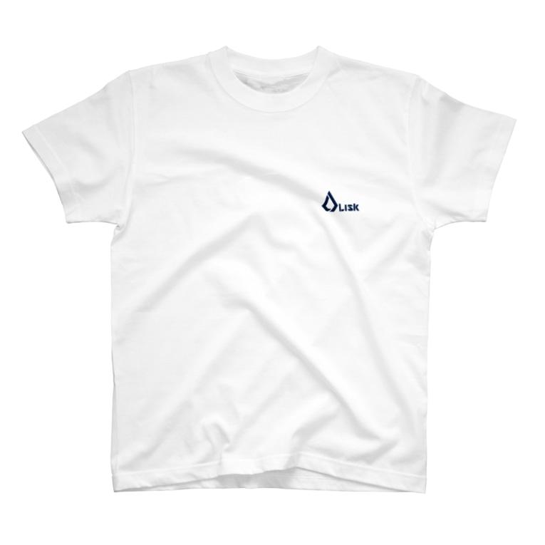 BBdesignのLisk LSK リスク T-shirts