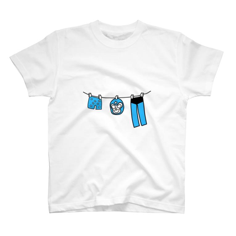 はしもとあやねのマスクマンの休日 T-shirts