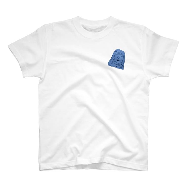 sasacoofiのさちゃん T-shirts