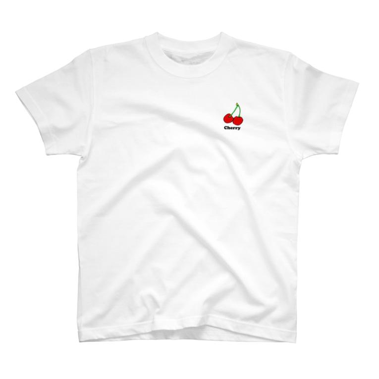 Tシャツ屋さんのチェリー T-Shirt