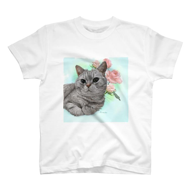きなこのぷりんちゃん2 T-shirts