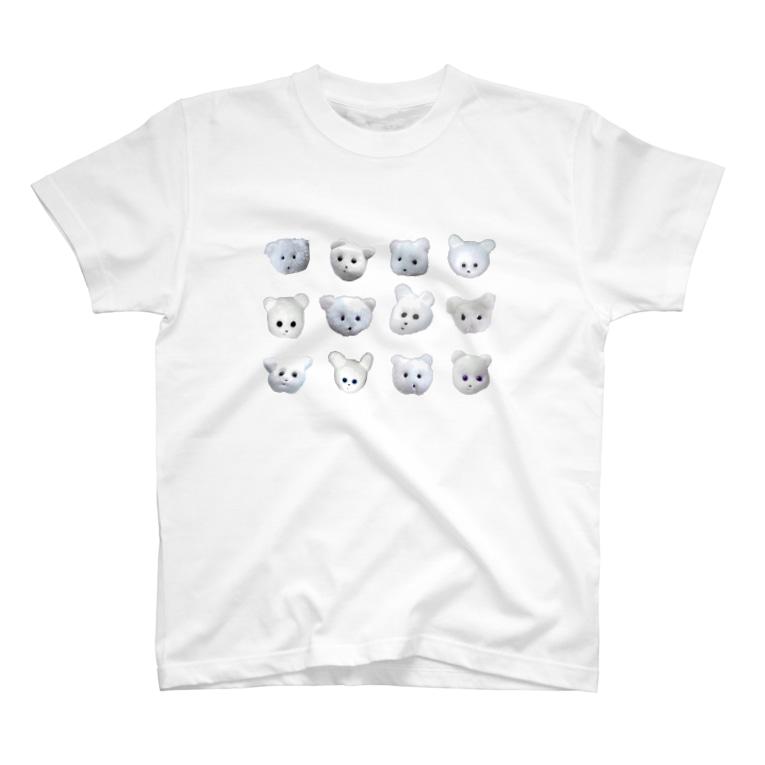 RAITYO TSUMEのBEARS T-shirts