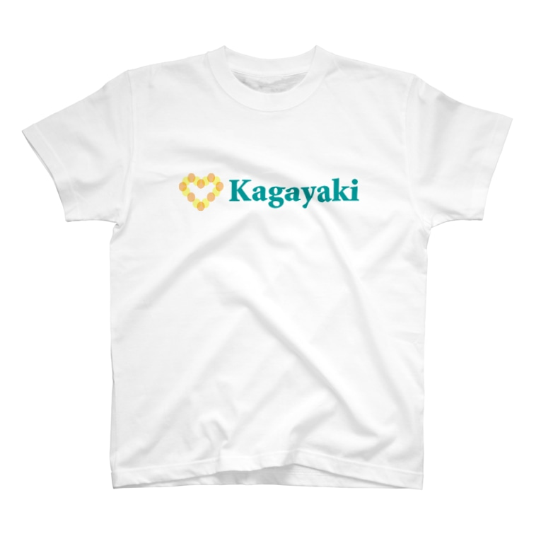 かがやき株式会社のかがやきデザイン T-shirts