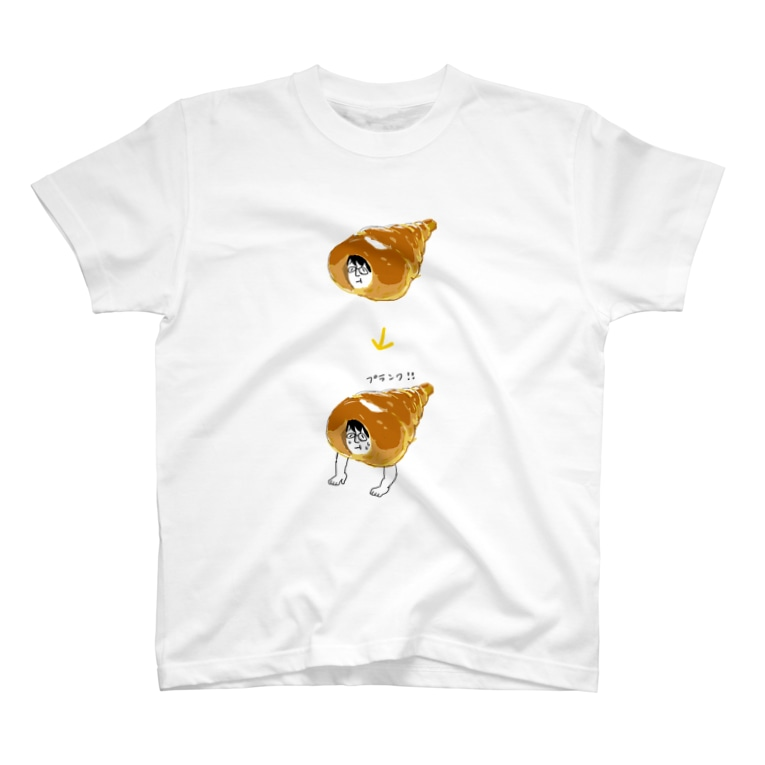 なおしのかまくらコロネ T-shirts