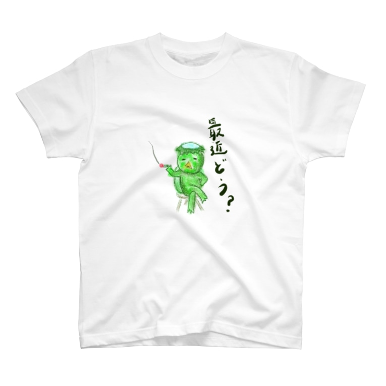 koromeのおんすいカッパ T-shirts