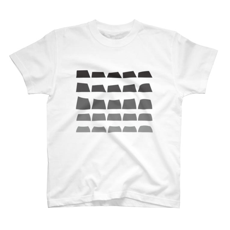 ◤◢◤◢◤◢◤◢のKeycap - Profiles T-shirts