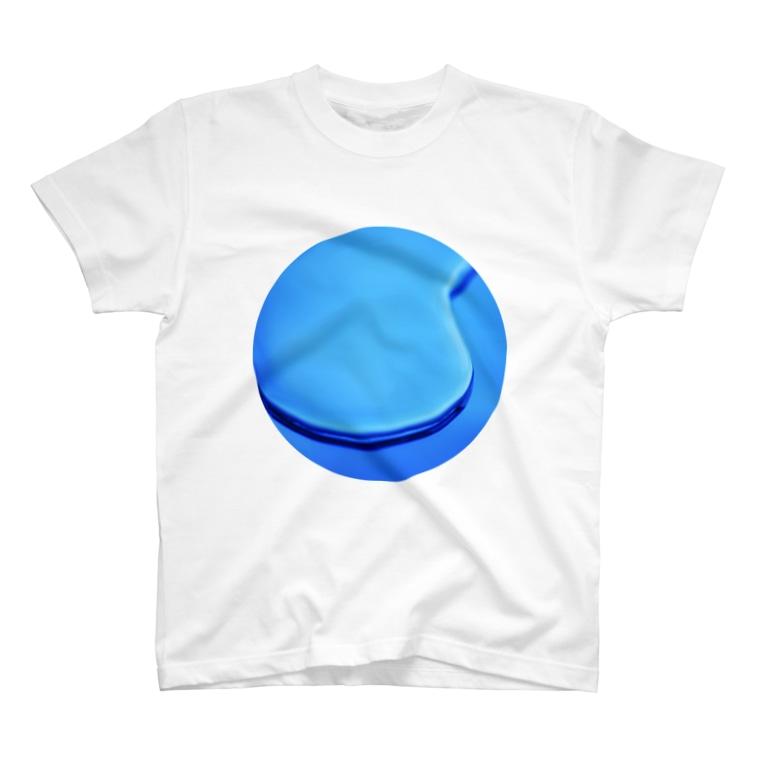 BUSSANのYOROZUYAのSUIMEN-Tシャツ T-shirts
