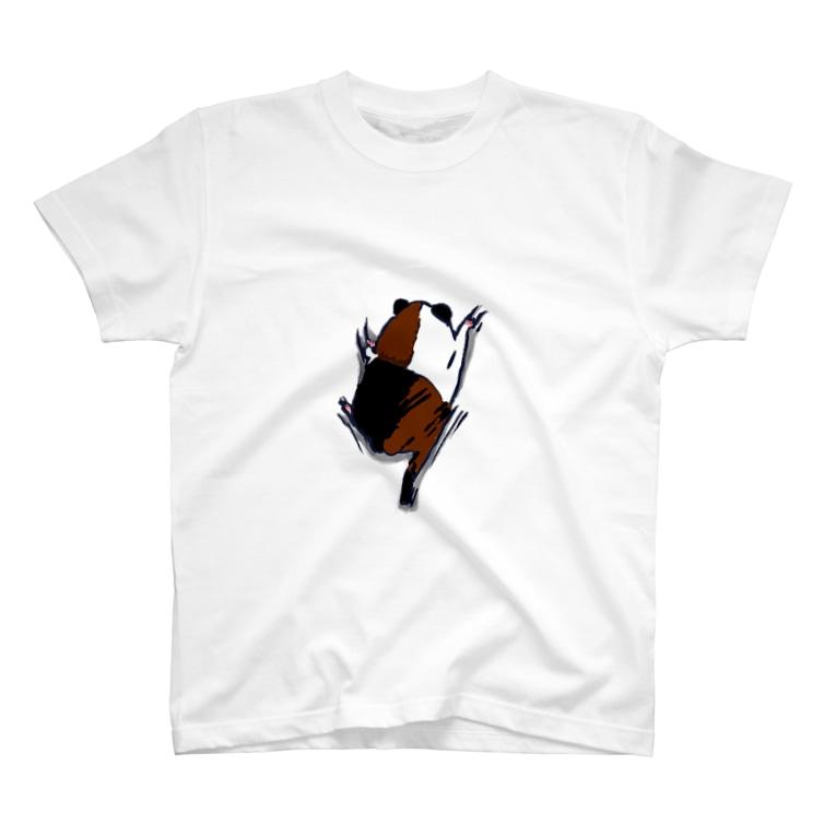 みょみょのつかまり諭吉 T-Shirt