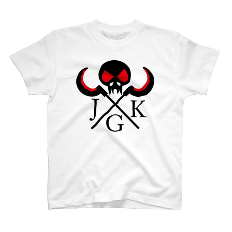 クロート・クリエイションのJiGoKu~ジゴク~ T-shirts